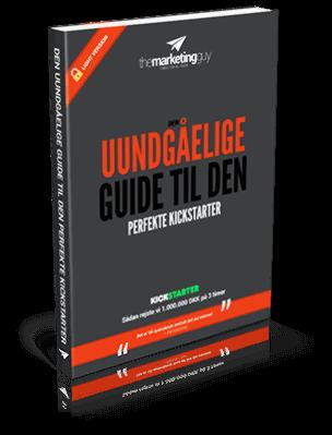 Den Uundgåelige Guide Til Den Perfekte Kickstarter